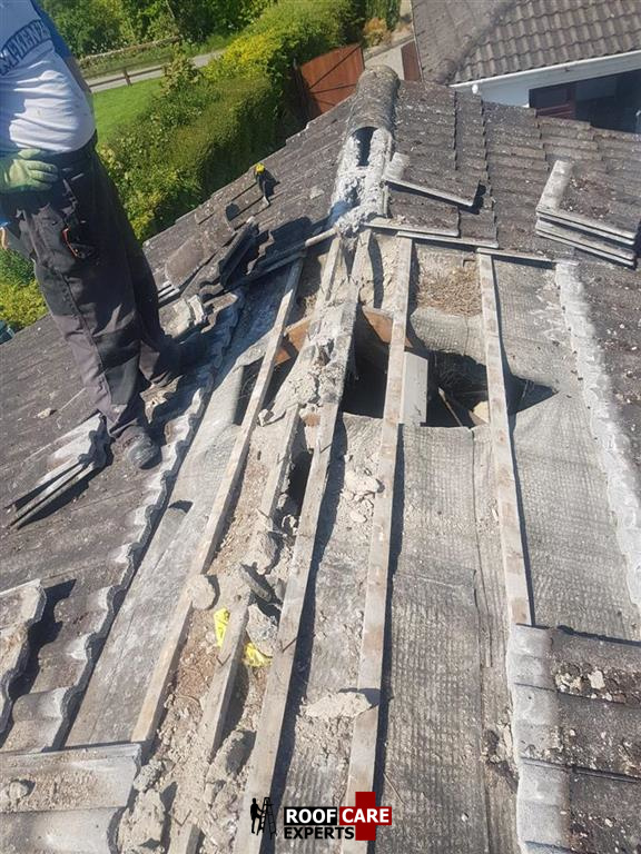 Leaking Roof Repairs Kildare