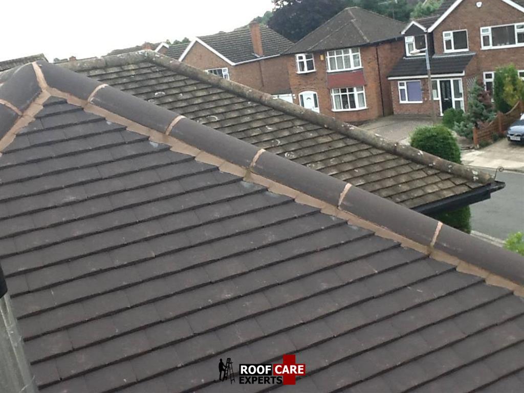 Ridge Tile Repairs in Kildare