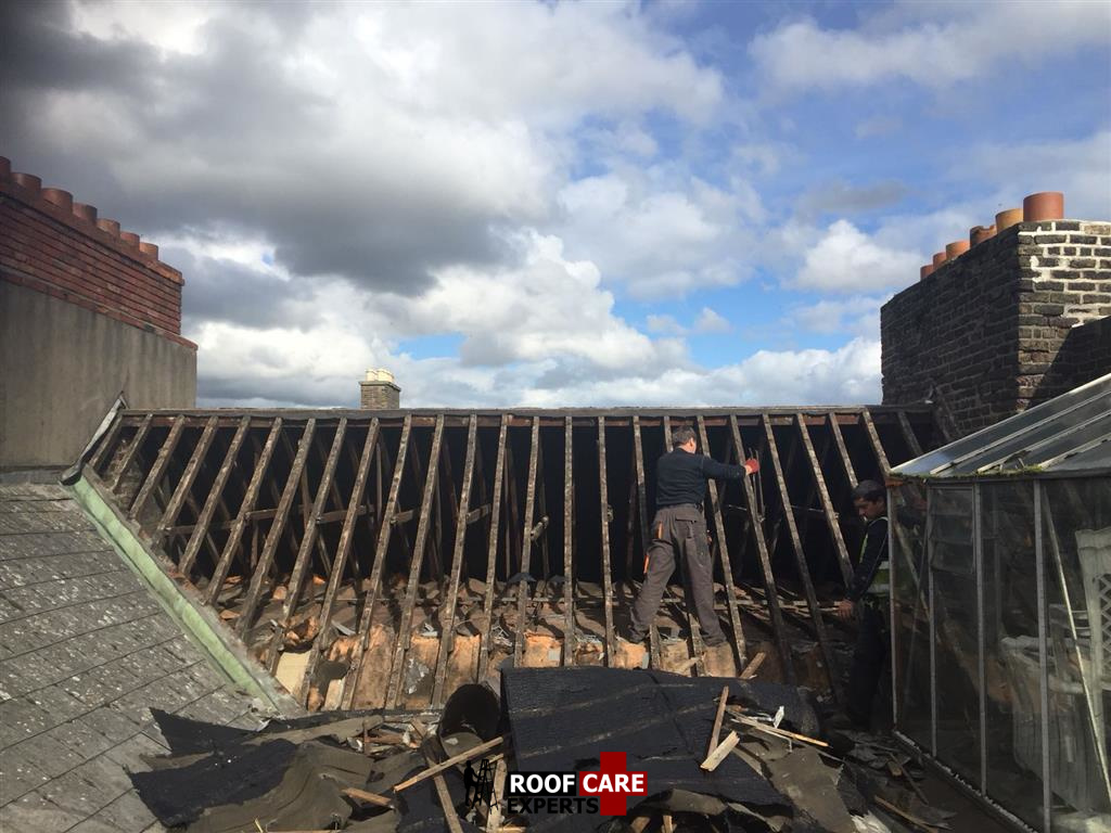 Roof Tile Repairs in Kildare