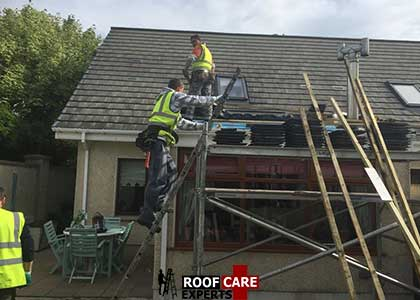 Roof Tile Repairs Kildare